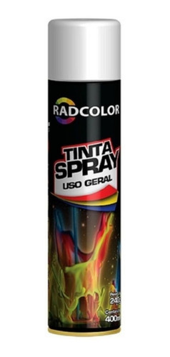 Tinta Spray Esmalte P/ Pintura De Madeiras, Janelas E Móveis