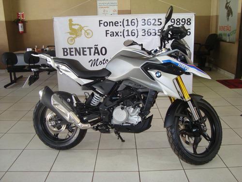 Bmw G 310 Gs Branco 2020