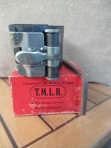 Compresor De Aros A Crique Tmlh De 51 A 102mm (2'' A 4'')