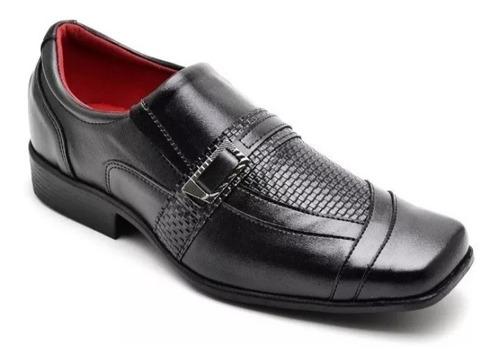 Sapato Social Tamanho Grande Especial 48 Masculino Couro