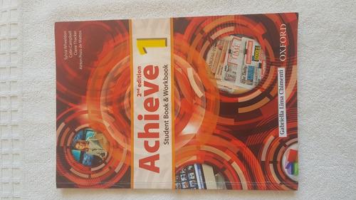 Livro Achieve 1 - 2a Edição - Student Book & Workbook