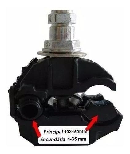 Conector Perfurante Derivação Intelli Cdp 150 Com  1 Peça