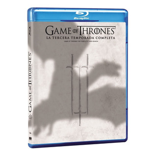 Blu-ray - Game Of Thrones - Juego De Tronos - Temporada 3
