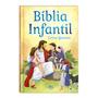 Livro Bíblia Infantil Com Letras Grandes Ricamente Ilustrada