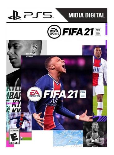 Fifa 21 Standard Edition Electronic Arts Ps5 Digital