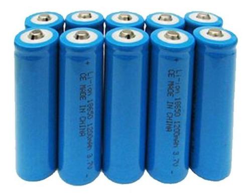 Batería 18650 Li-ion De 3,7 V Recargable Explorer Pro Shop