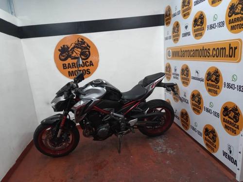Kawasaki Z 900 Abs Com Sliders