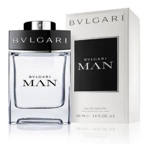 Perfume Bvlgari Man 100ml Caballeros Original Importado Eeuu