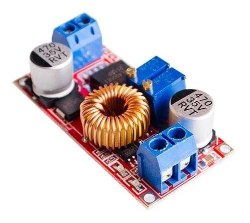 Regulador Bajada Buck Converter Dc-dc Xl4015 Step Down Salida 32v 5a Robotica Arduino Raspberry Y Pic