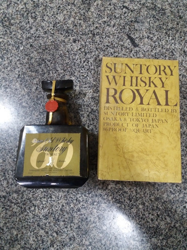 Whisky Suntory Royal 60 Special Reserve