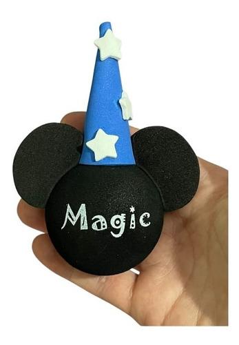 Enfeite De Antena Disney Magic Mickey Antena Carro