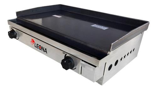 Chapa Para Lanche Lanchonete Profissional 60x40 7mm Inox 430