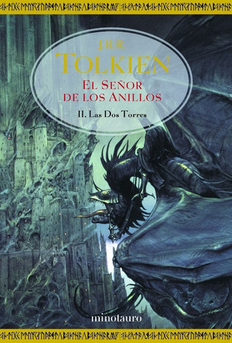 El Señor De Los Anillos Ii, Las Dos Torres. J.r.r Tolkien
