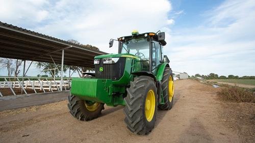 Tractor John Deere 6110e De 110hp Por Plan De Ahorro