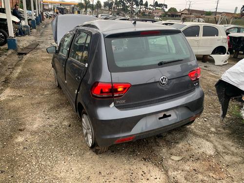 Volkswagen Fox Connect 2021 Sucata Para Retirada De Peças