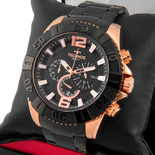 Relógio Technos Masculino Classic Legacy Os20in/1p