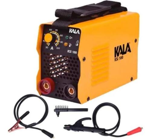 Maquina De Solda Tig Portatil Inversora 100a Ksi 220v