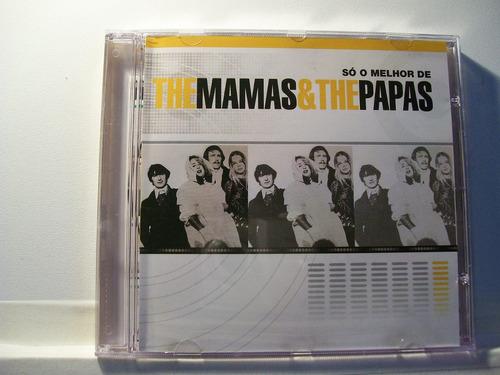 The Mamas & The Papas, Só O Melhor, Cd  Raro Original