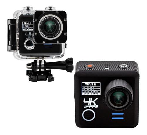 Action Câmera 4k Ultra Hd 3840x2160 Wi fi A Prova D'agua 30m