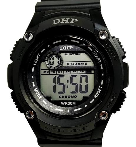 Relógio Masculino Robusto Digital Esportivo Prova D'água Top