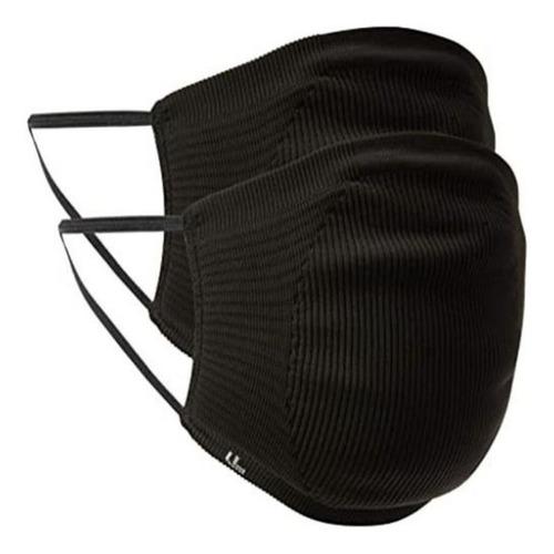 Kit 4 Máscaras De Proteção Lupo Fit Antimicrobial Lavável Nf
