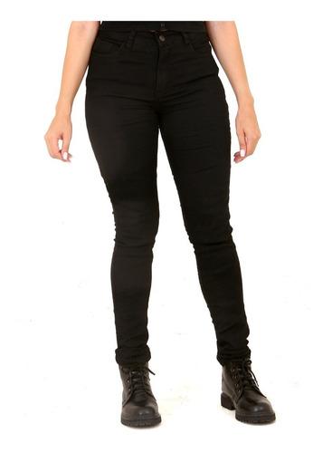 Calça Jeans De Kevlar Feminina Motociclista Corse
