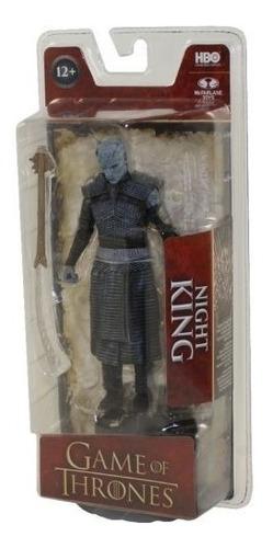 Game Of Thrones Night King Action Figure Mcfarlane