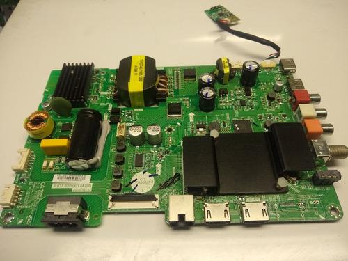 Placa Tv Philco C/ Sensor Wifi Ph49f30ds E342828(original)
