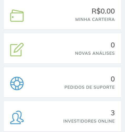 Site De Venda De Análises Da B3
