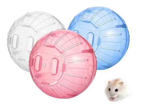 Bola Rueda Para Ejercicios Hamster X 1 Unidad Envio Nacional