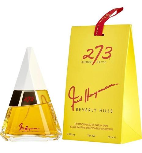 Loción Perfume 273 Beverly Hills Origin - L a $291
