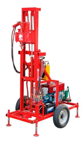Perforadora Perforaciones Pozos De Agua Equus Diesel 100m