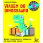 Viagem Do Dinossauro: Ajude O Dinossauro A Organizar As Mala