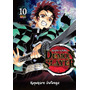 Livro Demon Slayer 10 : Kimetsu No Yaiba 10
