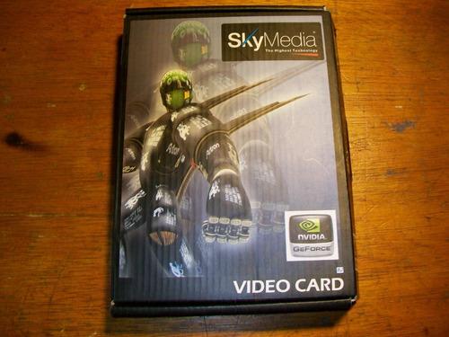 K1180 Video Card Skymedia Nvidia Tnt2 64 32mb Tv Pci