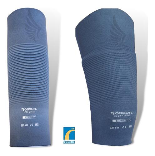 Joelheira Ossur Protese De Perna Transtibial Em Silicone Gel