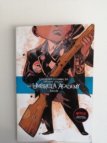 Comic The Umbrella Academy