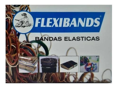 Caja Bandas Elásticas Flexibands 250 Grs.
