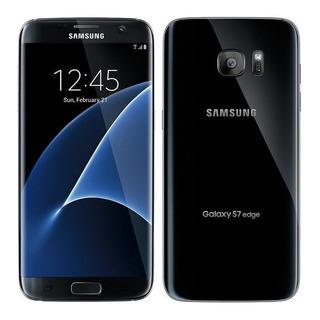 Samsung Galaxy S7 Edge 32gb 4gb Ram 12mpx Pantalla Fantasma