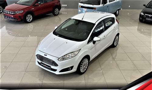 Ford New Fiesta Titanium 1.6 Manual Apenas 61 Mil Km Revisad