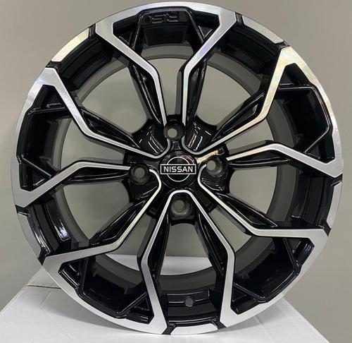 Rodas Nissan Kicks Aro 16  Bd Jg+ Bicos + Paraf. Antifurtos