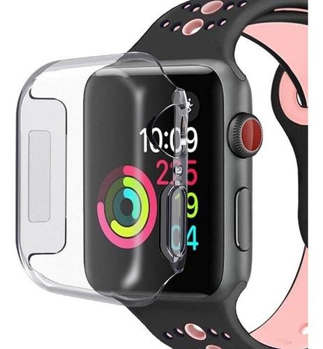 Capa Case Bumper 360º Apple Watch - Acrilico - Não Amarela