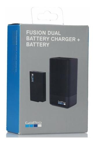 Cargador De Batería Dual Gopro Fusion