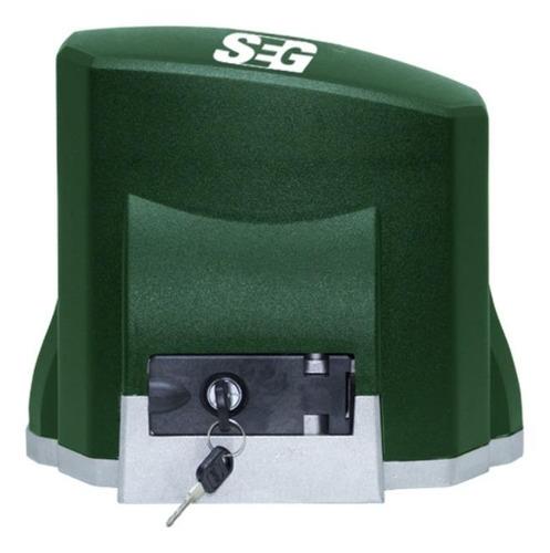 Motor De Portón Seg Solo Ch 600 220v Verde