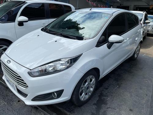 Fiesta 1.6 Se Hatch 16v Flex 4p Powershift