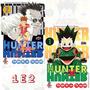 Hunter X Hunter 1 E 2 Relançamento! Mangá Jbc! Novo Lacrado