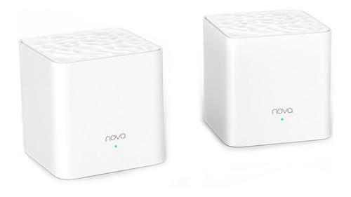 Sistema Wi-fi Mesh Tenda Mw3 Branco 100v/240v 2 Unidades