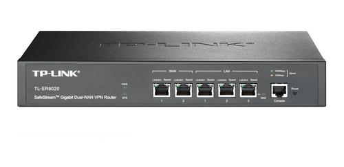 Router Tp-link Safestream Tl-er6020 Negro 100v/240v