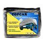 Capa Para Carro Impermeável Proteção Anti Uv Sol E Chuva