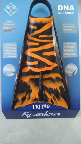 Nadadeira Kpaloa Tritão - Cores Variadas